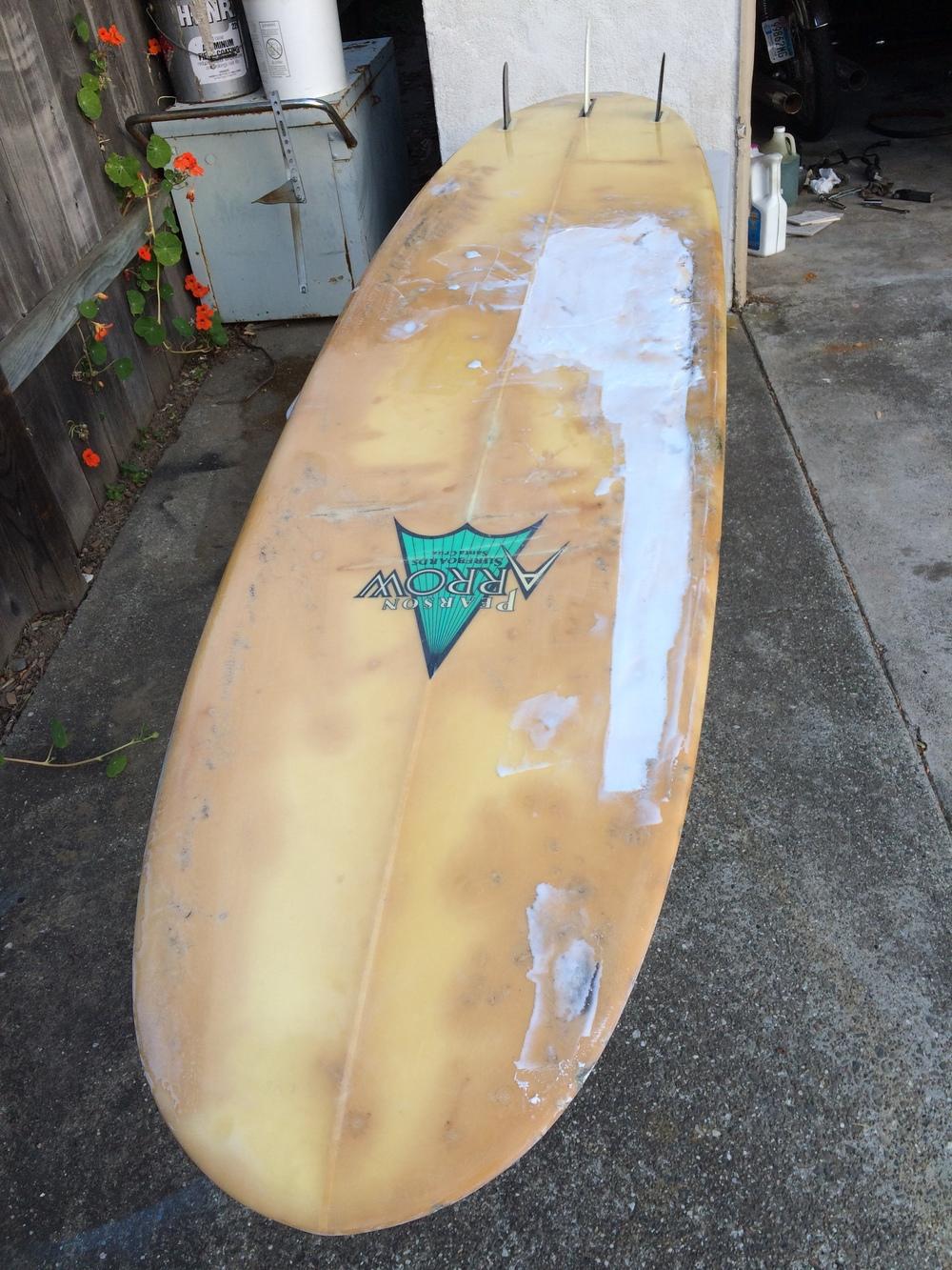 Paul Mangiamele - Surfboards